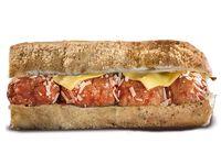 Sándwich Albóndigas de Cerdo