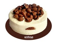 Torta de Chocolate 1/3 Lb (12 - 15 Porciones)
