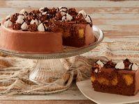 Torta Tres Leches Chocolate 12 Porciones