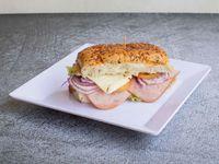 Sandwich Jamón