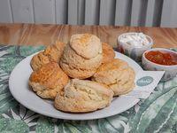 Combo - 6 scones con queso y ducle