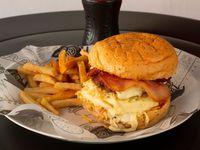 BurgerDoble Carne Combo