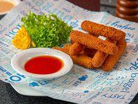 Mozzarella frita