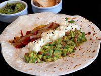 Fajita Burrito Vegetariano