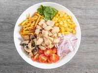 Teriyaki chicken bowl