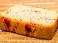 Torta de Amapola con Frutos Rojos