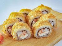 100 - Special tempura mix roll