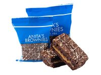 Brownie 75 gr con Arequipe