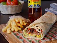 Combo Burrito Monterrey Res