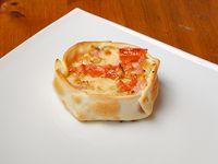 Empanada napolitana al oleo