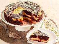Cheesecake Red Velvet Mediano