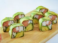 153 - Nude fitness roll