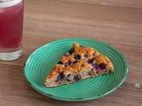 Promo - Limonada Violeta citrus + Queque Vegano sin gluten