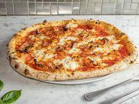 Pizza individual La Pancetta
