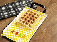 Waffle Con 1 Topping