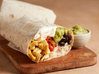 Chicken burrito 550grs