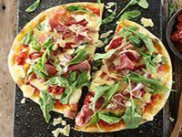 Pizza de Manolo Francesca