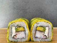 09 - Avocado tako cheese roll