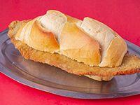 Sándwich de milanesa solo