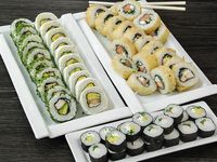 Promo - Tamashi (60 piezas) + bebida 1 L