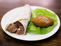 Shawarma con kebbe