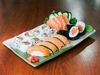 Combinado salmón (20 unidades)