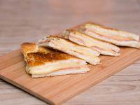 Sándwich caliente reforzado