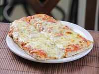 Porción pizza mozzarella