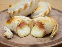 Empanada de jamón y queso horno