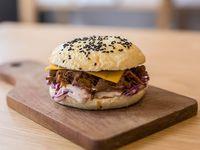 Sándwich pulled pork