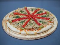 Pizza champignones