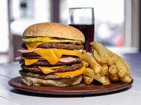 Quíntuple Burger