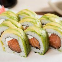 Avocado roll (8 bocados)
