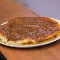Pizzeta solo salsa