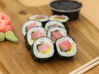 Tuna roll (8 piezas)