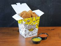 Bucket - Nuggets (18 unidades) + 2 salsas