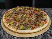 36 - Pizza mexicana