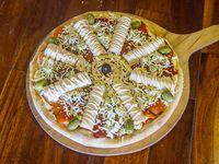 Pizza super El Nuevo Hornito