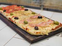 Promo - Combinado de 3 variedades en una  pizza de 50 cm