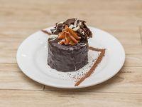 Torta de chocolate individual