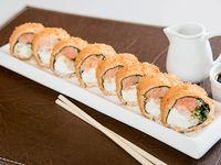 083 - Sake kuro roll