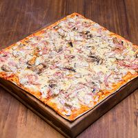 Pizza chicken + bebida 1.5 L
