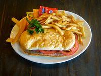 Sándwich de lomito completo El Perla