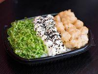 Teriyaki salad