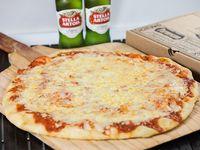 Pack - Mozzarella M + 2 cervezas Stella Artois 330 cc