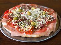 Pizza especial Pérgola grande