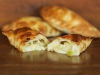 Empanada de puerro & hongo - 24