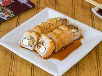 Sake citrus roll (10 bocados)
