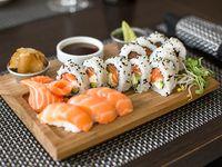 Tabla all salmón (15 piezas)