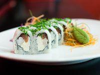 Urumaki smoked shrimp roll (10 piezas)